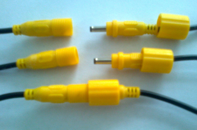 销售DC监控电源线DC电子线 DC电源线22号线纯铜 DC线