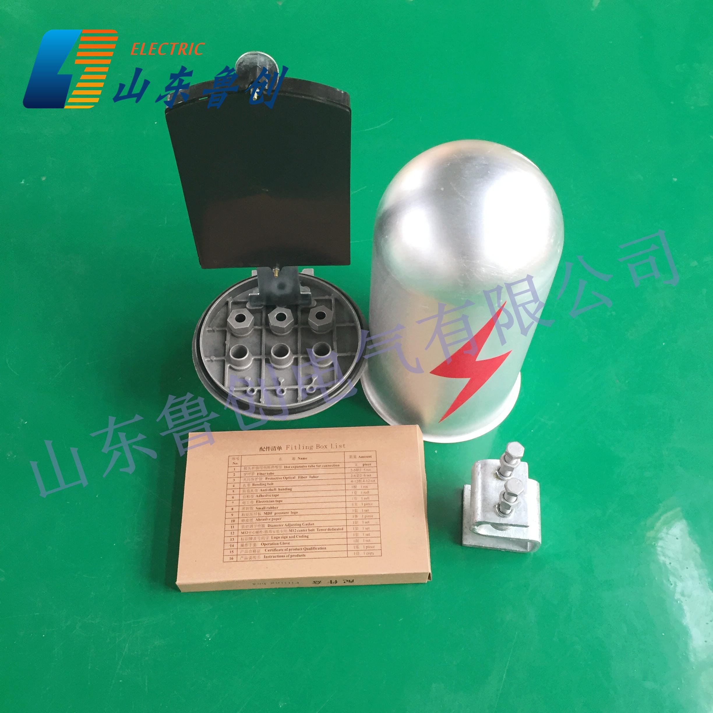 国标金属接头盒炮筒型铝合金接线盒