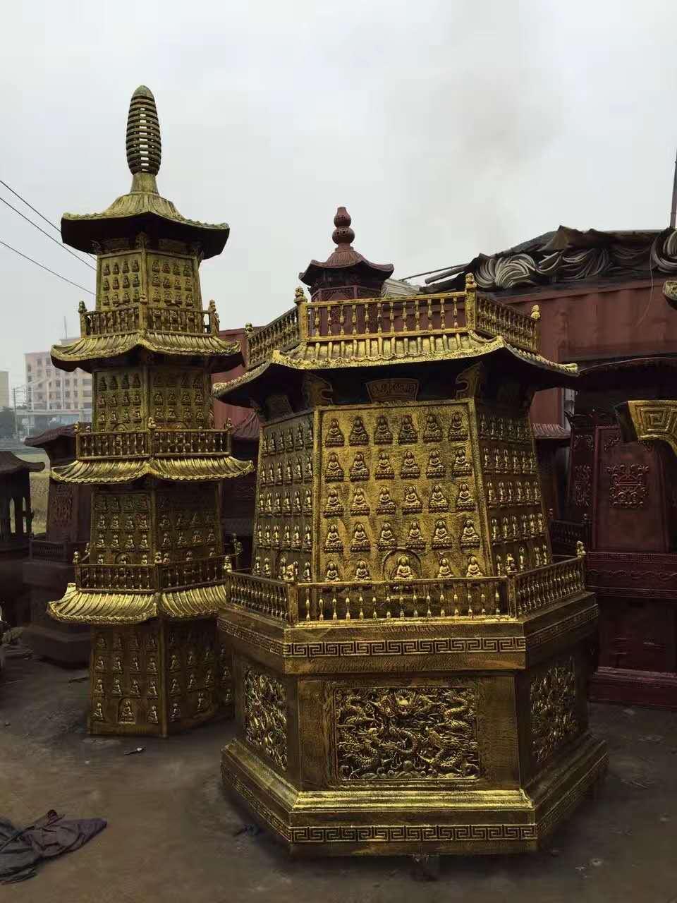 铜香炉 铜香炉摆件批发 生产铜香 铜香炉批发、焚纸炉