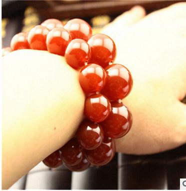 巴西天然红玛瑙手链玛瑙手链供应商玛瑙手链厂家玛瑙手链批发