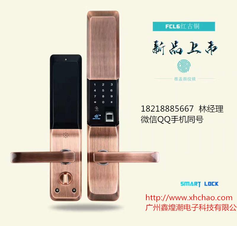指纹密码锁图片/指纹密码锁样板图 (3)