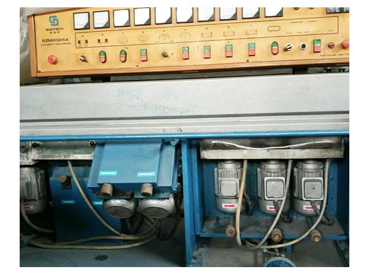 专业收购/维修/翻新/出售二手玻璃机械设备二手玻璃磨边机/斜边机/直