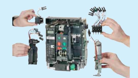 伊顿穆勒河南IZM9系列框架系列断路器中国区一级代理