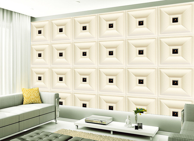 美式3d立体背景墙 速雅欧式电视背景墙 皮雕软包卧室背景墙 3d立体背景墙,欧式电视背景墙