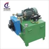 东普生产液压站 1.4KW小型液压动力单元 东莞液压站设计