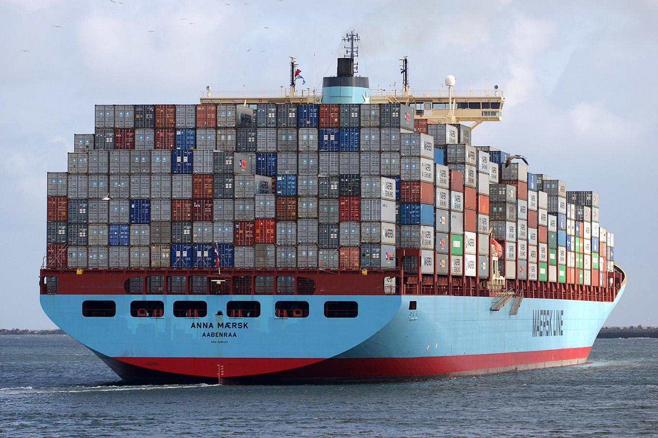 广州TO非洲整柜散货海运