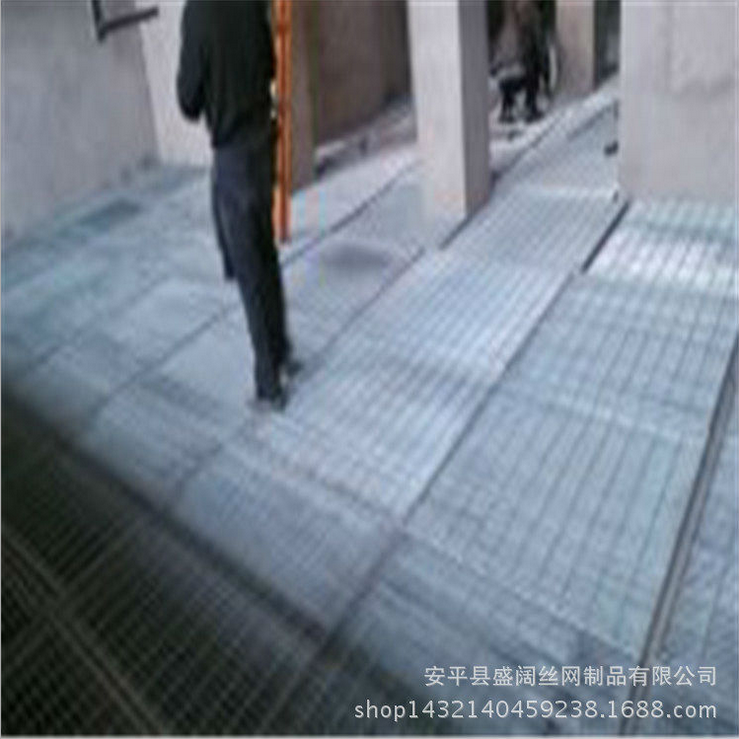 镀锌钢格板图片/镀锌钢格板样板图 (4)