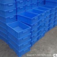厂家专业生产塑料周转箱7号箱670*410*150 周转箱670*410*150