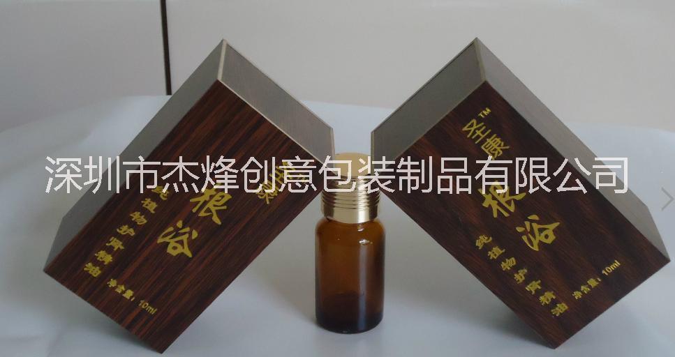 深圳木制化妆品包装盒厂家 木制礼盒价格 深圳木制化妆品包装盒厂家 精油盒