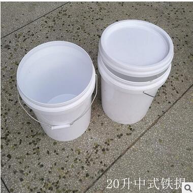 厂家专业生产塑料桶20升美式胶水防爆桶全新PP料