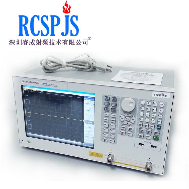 安捷伦E5062A矢量网络分析仪销售