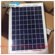 18V10W多晶硅太阳能电池板图片