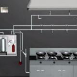 海口哪里有厨房灭火设备、厨房灭火系统安装调厂家
