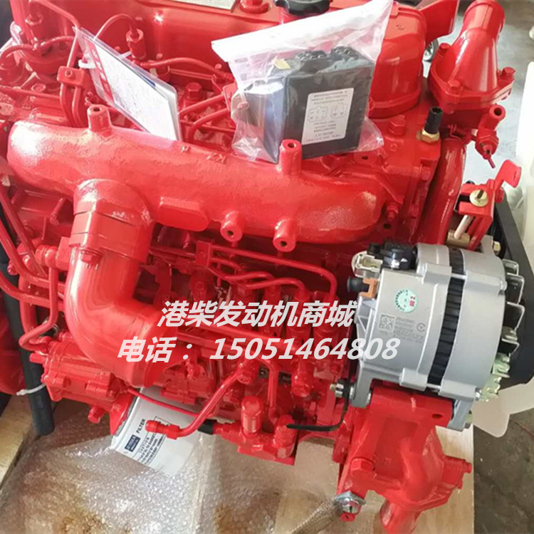 朝柴CCY4102BZLQ发动机 4102发动机