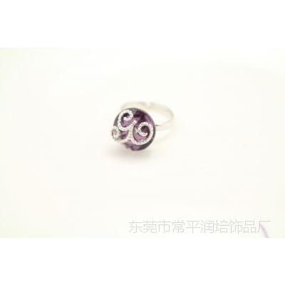 润培LY6333R-1戒指润培饰品厂专注生产已有20年