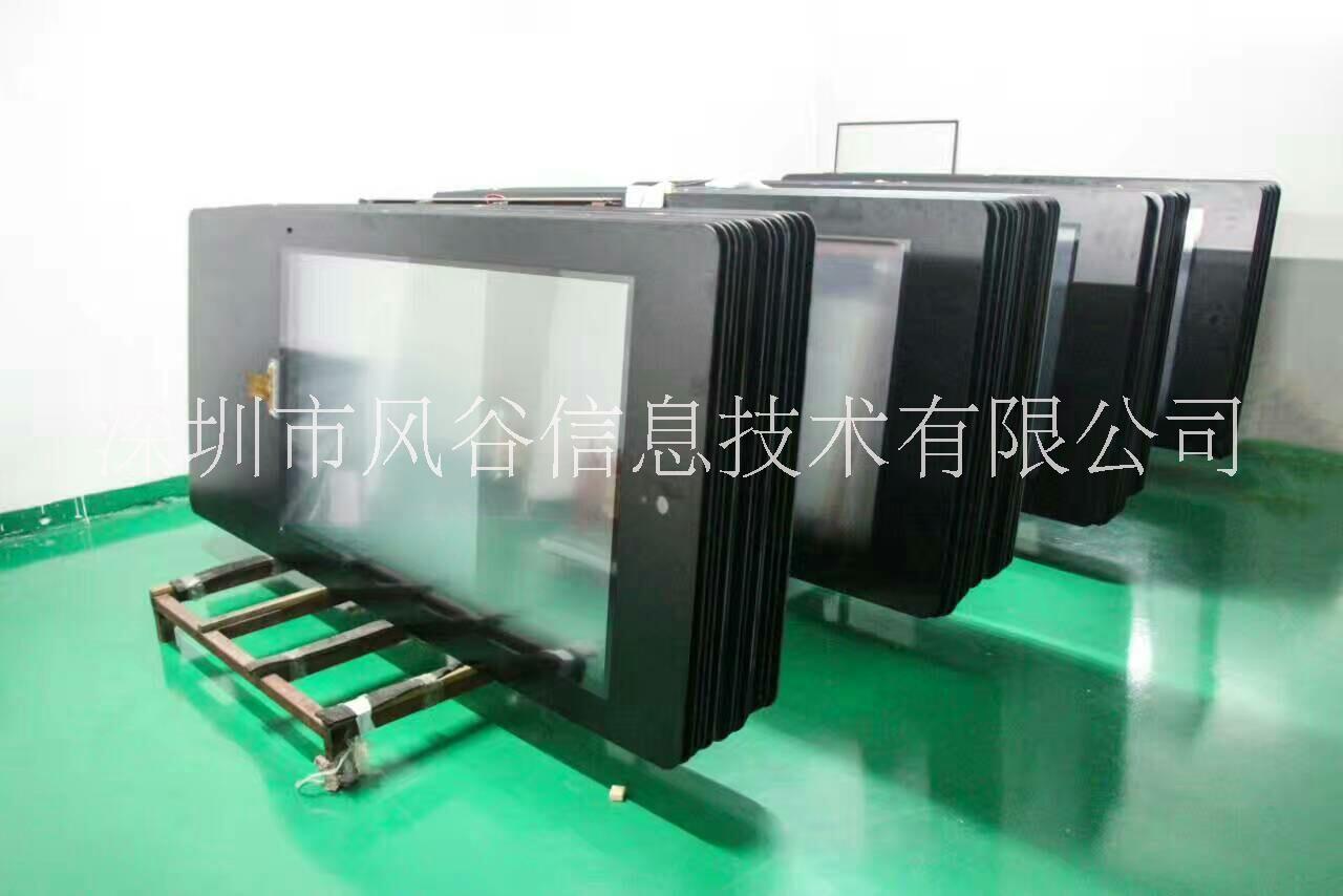 风谷创新专业金属网格电容屏G+F,15-120寸可随意订制