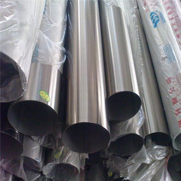 不锈钢装饰管 山东201光亮管规格 镜面装饰管批发价格