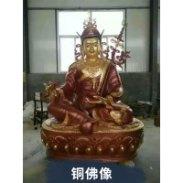 铸铜佛像图片