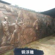 纯铜浮雕图片