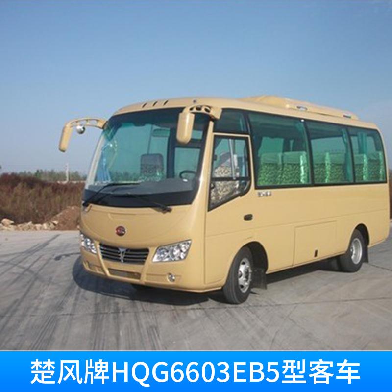 厂家直销 国五楚风牌HQG6603EB5型客车  价格实惠