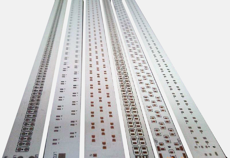 专业生产 日光灯铝基板 T5、T8日光灯  吸顶灯铝基板  2835贴片板