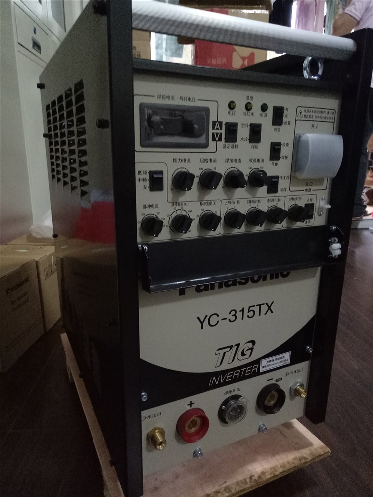 松下igbt控制直流tig焊机yc-315tx钨极.