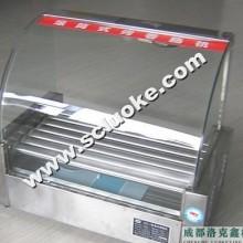 洛克7管热狗烤肠机
