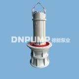 供应天津生产 大排量井筒式农田排灌轴流泵 敞开式轴流泵