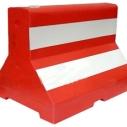 红白隔离墩 塑料防撞墩吹塑滚塑围 红白隔离墩 塑料防撞墩吹塑滚塑料
