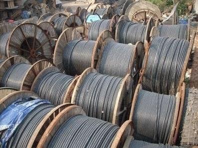 回收废电线电缆 哪里有回收电线电缆 高价回收电线电缆