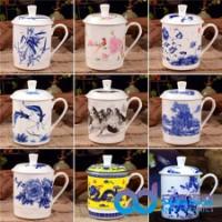 促销赠品陶瓷茶杯  活动礼品陶瓷茶杯  广告促销陶瓷茶杯
