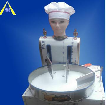 新型仿手工双刀剁肉机器人 多功能立式多肉剁菜馅机器 口感好