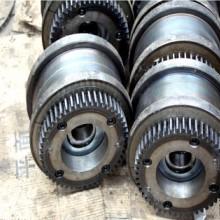 供应优质300mm行车轮5吨单梁行车轮定制非标大车行走行车轮