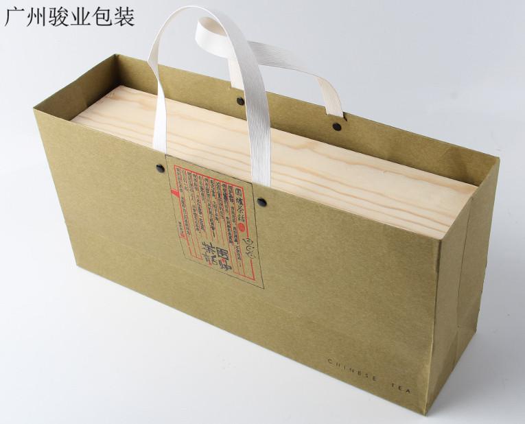 广州骏业包装礼品纸袋定制