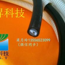 长沙静电喷漆机专用静电线150K 低价出售13mm绝缘线含套管安全性能高图片