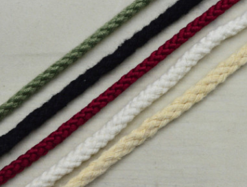 厂家直销彩色圆棉绳 供应服装包边绳 批发供应手工DIY抽绳