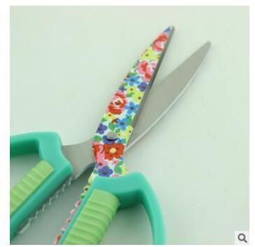 厂家直销家用剪刀 学生剪刀 剪纸文具剪刀 办公剪刀