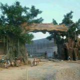 连云港假树大门制作,水泥仿真树大门制作,景观树大门制作,仿真树价格报价,园区景观大门,