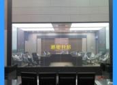 监控机房观察窗监控室单向可视玻璃窗机房通电调光玻璃观察窗