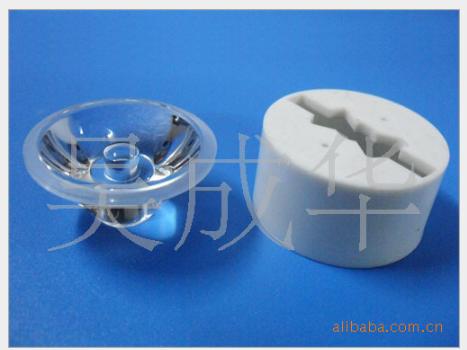定制CREE-XP系列连体透镜 手电筒透镜 大功率透镜光学透镜