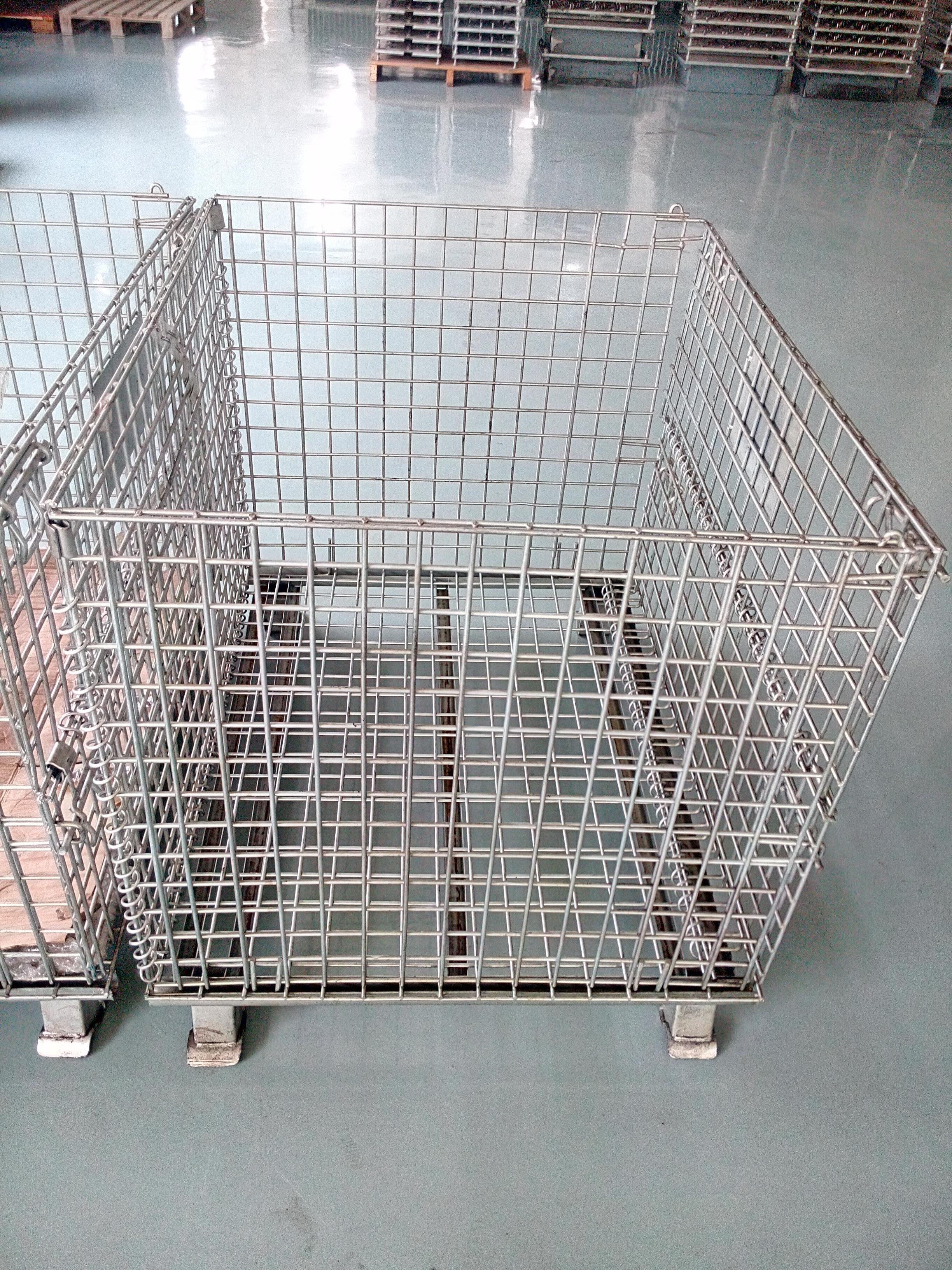 仓储笼,仓储笼生产厂家,仓库笼供应商,上海铁笼子生产厂家 仓储铁笼