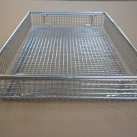 诺丰不锈钢标准灭菌筐、不锈钢U形串、工业清洗筐、网筐网篮系列大全
