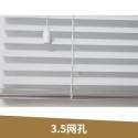 广东网孔铝百叶窗图片