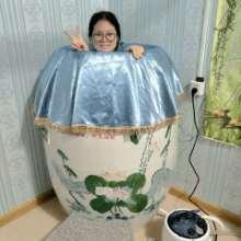 陶瓷汗蒸缸 美容院负离子汗蒸养生缸  陶瓷能量瘦身汗蒸缸 陶瓷汗蒸缸