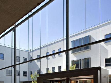 玻璃幕墙半单元式、封闭式、开放式玻璃幕墙厂家批发制作