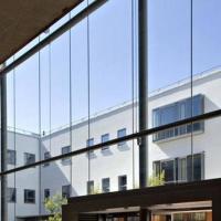 玻璃幕墙半单元式、封闭式、开放式玻璃幕墙厂家批发制作 图片|效果图
