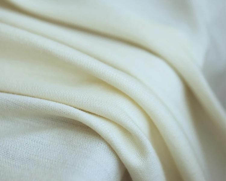 弹力针织布料羊毛针织面料基础款面料针织面料