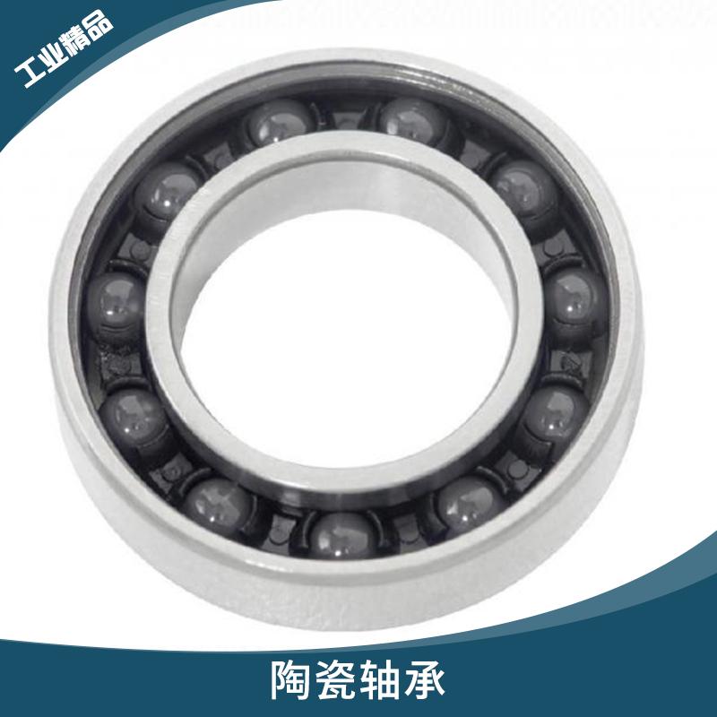 进口TDN高精密全陶瓷轴承耐温耐磨抗磁电绝缘轴承高转速陶瓷轴承