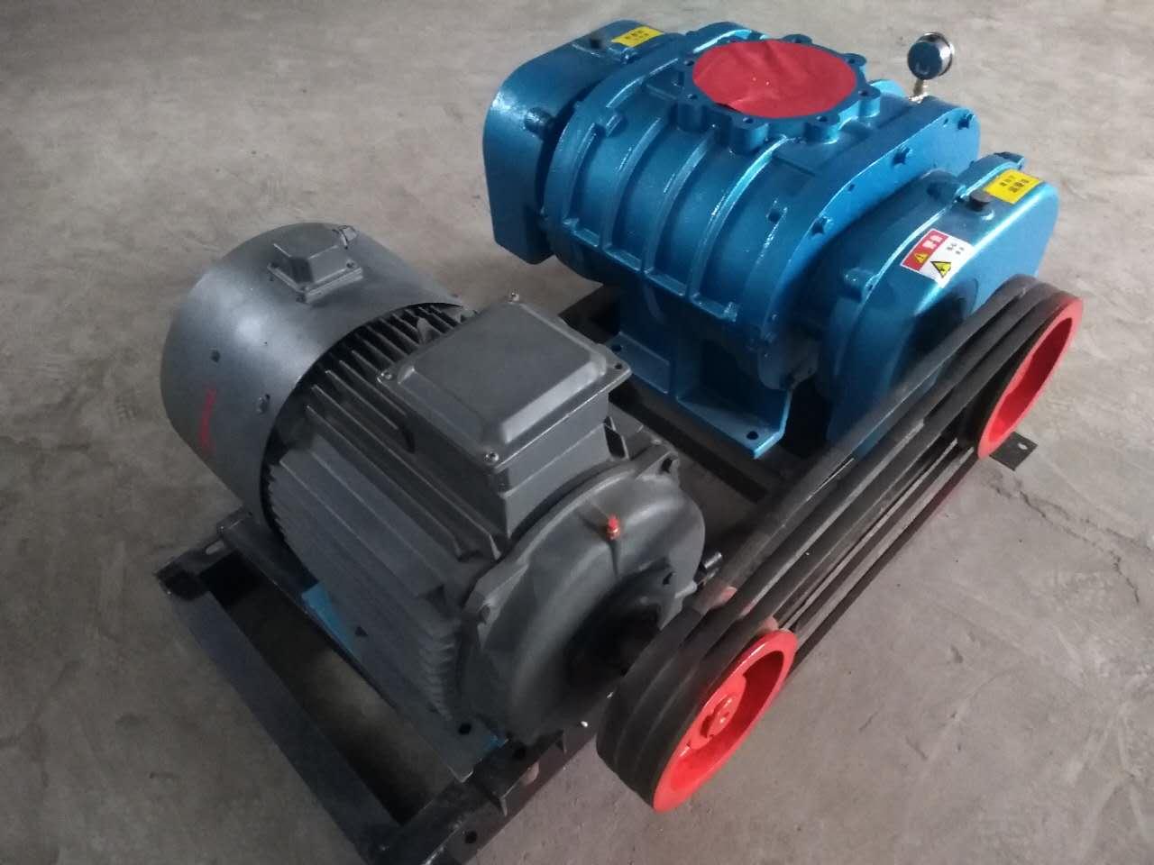 利建罗茨鼓风机200A  罗茨鼓风机200A价格增氧泵 罗茨鼓风机200价格增氧泵
