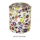 茶叶盒供应 供应铁盒包装 茶叶包装罐 圆罐供应